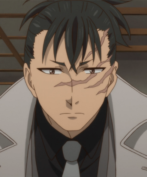 Mikhail Renfred Ancient Magus Bride Wiki Fandom Powered By Wikia