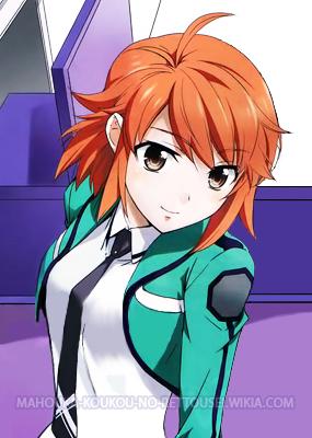 Mahouka Koukou no RettouseiChiba Erika