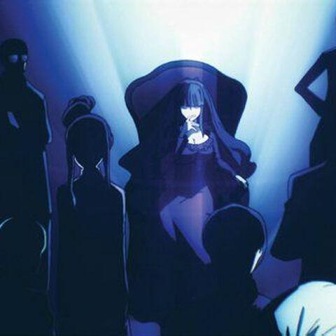 Los Jefes de los Diez Clanes Maestros como se muestra en el Anime