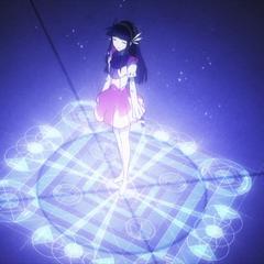Primer intento de Miyuki con Magia de Vuelo