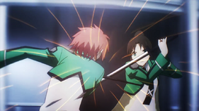 Erika vs Mibu