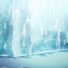 El pilar de hielo recubierto con nitrógeno líquido de Niflheim