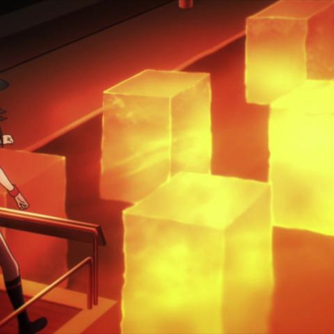 Inferno - lado ardiente