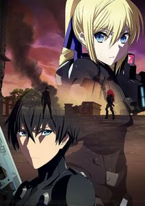 Mahouka Movie 4th Visual