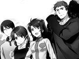 Chiba Erika/Relationships