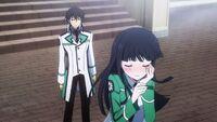 Zawstydzona Miyuki