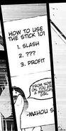 Stick Manual (Hachi)