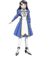 My otome lena sayers cosplay costume big width 150 height 210