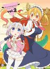 Miss-Kobayashis-Dragon-Maid-Japanese-Volume-2-Cover
