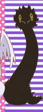Quetzalcoatl Dragon form Anime