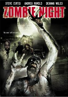 Zombie night 2005 dvd