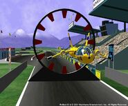 V1.02 - Formula One with planes