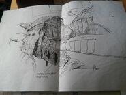 Concept - Web Mare armor