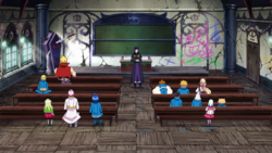 Inside AbnoClassroom