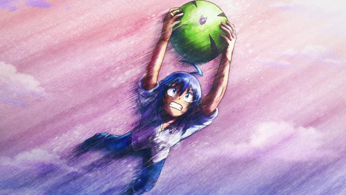Iruma Get Ball