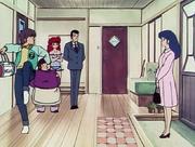 Godai strikes a pose, tenants watch - Episode 1