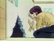 Godai decides to seal the hole - Episode 1