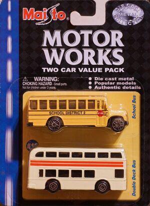 Maisto Motor Works No. 16 - 07281df