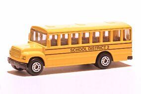 Maisto School Bus - 07214ef