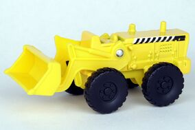 Tractor Shovel - 7089df