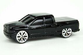 Dodge Ram Quad Cab - 8168cf