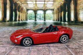 Header 2006 Pontiac Solstice - B6454df