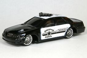 Police Car - 6597df