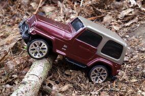 Header Jeep Wrangler Sahara - 7823df