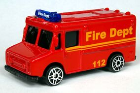 Fire Dept. Search Truck - 6594df
