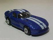 1996 Dodge Viper interior