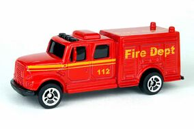 Equipment Truck - 0126cf