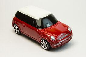 Mini Cooper 2012 anwar