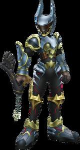 Ven's armor