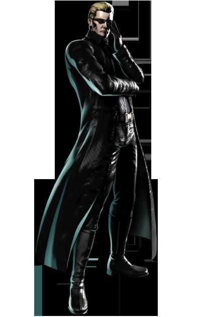 Albert Wesker (2)