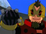 Vicious aka Iron-Masked Marauder