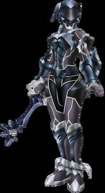 Aqua's armor