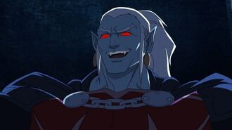 Avengers Assemble - Blood Feud - Dracula