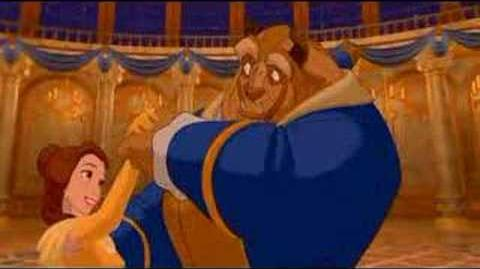 Beauty and The Beast - Dancing Scene (English)