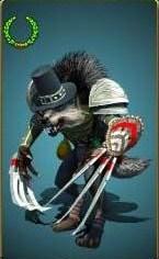 Noble Werewolf