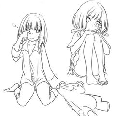 Sayaka Sketch 2