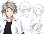 Yoichi Nasu Sketches