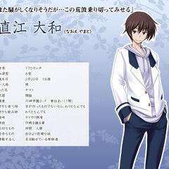Yamato's Biography in Majikoi S