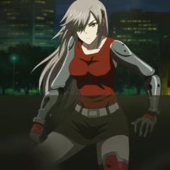 Takae's full appearance