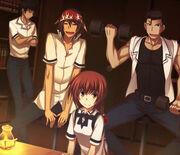 Kazama family 03