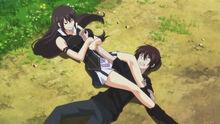 Momoyo and Yamato- Arm Barred!-0