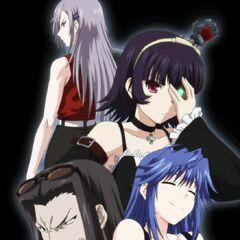 Takae, Saki, The Itagaki Siblings and Shakadou