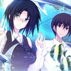 Lee and Yamato- Aquarium Date 2 (Majikoi A-3)