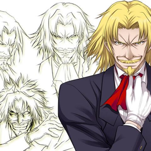 Hyumu Hellsing Sketches