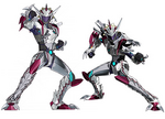Shougo Character Design - Iron Bone