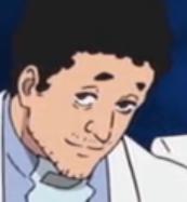 Higashio without beard